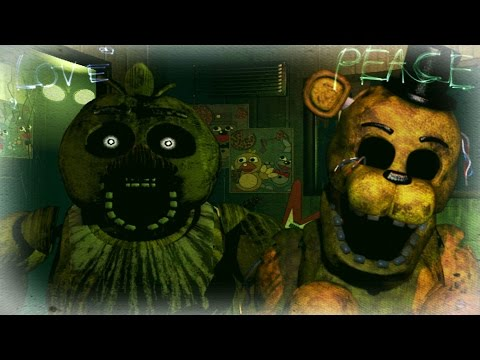 Five Nights at Freddy`s 3   Пять ночей с Фредди 3 - Часть 2: ПЛЮШЕВАЯ АНАРХИЯ!