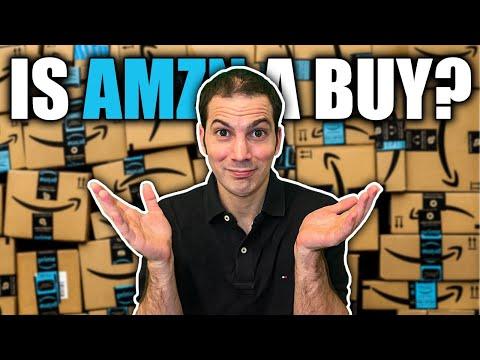 IS AMZN A BUY? SHOULD I BUY AMAZON? IS AMAZON A GOOD STOCK TO BUY?
