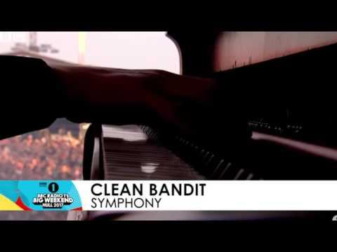 Clean Bandit - Symphony (BBC Radio 1's Big Weekend 2017)