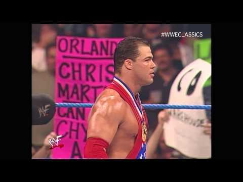 SmackDown 1/4/00 - Part 5 of 10, The Rock vs. Kurt Angle