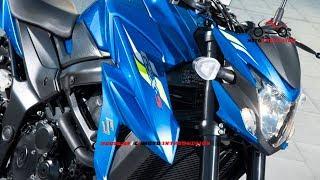 9. New Suzuki GSX-S750 ABS 2019 Official | 2019 Suzuki GSX-S750/ABS Motorcycle