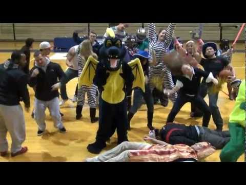 University of Saint Mary does the Harlem Shake