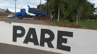CONTINUIDADE DAS OBRAS DE CALÇAMENTO DO LAGO III EM MATUPÁ