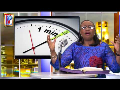Le bilan du peuple de Dieu -  Ev. Prince KOUKA - 1 MINUTE POUR JESUS