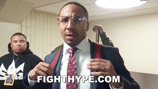 """Video ANDRE WARD RESPONDS TO DEONTAY WILDER CRITICISM: """"I'VE NEVER HATED...THAT'S NOT MY M.O."""" MP3, 3GP, MP4, WEBM, AVI, FLV Desember 2018"""