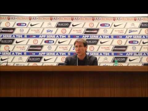 roma-sampdoria 0-2 - le parole di rudi garcia