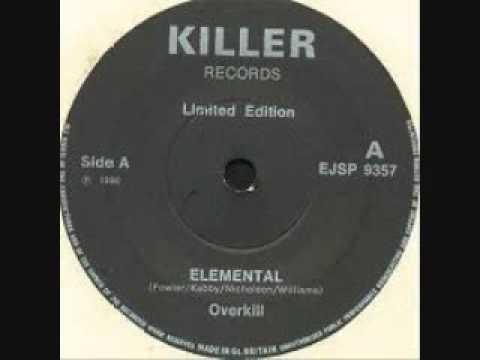 Overkill (UK) - Elemental online metal music video by OVERKILL