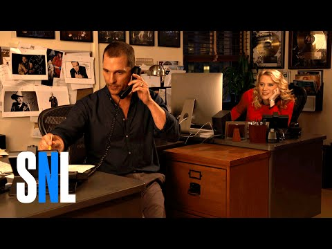 Saturday Night Live 41.06 (Preview 'Matthew McConaughey & Kate McKinnon')