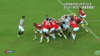 Sunwolves v Southern Kings Rd.2 Super Rugby Video Highlights 2017