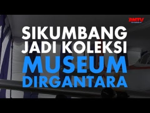 Sikumbang Jadi Koleksi Museum Dirgantara