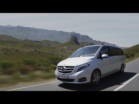 Mercedes-Benz TV: World Premiere of the new V-Class