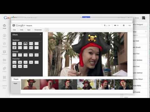 Image of Fun with Hangouts -  New Google+ (G+) video commercial [Google Plus +Hangouts]