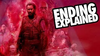 Video MANDY (2018) Ending Explained MP3, 3GP, MP4, WEBM, AVI, FLV Oktober 2018