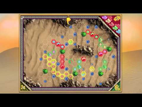 Video of Knizia's Through the Desert