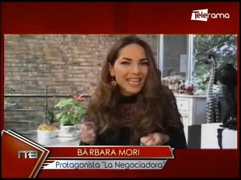 Claro Video estrena La Negociadora protagonizada por Bárbara Mori