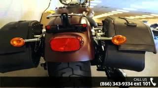 2. 2008 Harley-Davidson Dyna Glide Street Bob - FXDB