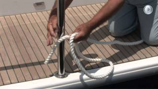 Cours permis bateau | Les nœuds