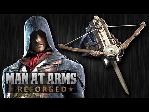 Arno Dorian s Phantom Blade Assassin s Creed Unity  Man At