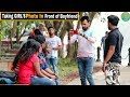 Taking GIRL'S Photo In Front  Of Boyfriend #3 - Epic Reactions - Pranks In India  By TCI