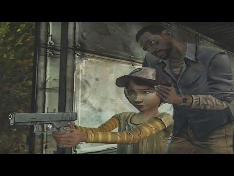 The Walking Dead Game Season 1 Episode 3 Walkthrough Part 1 – Long Road Ahead
