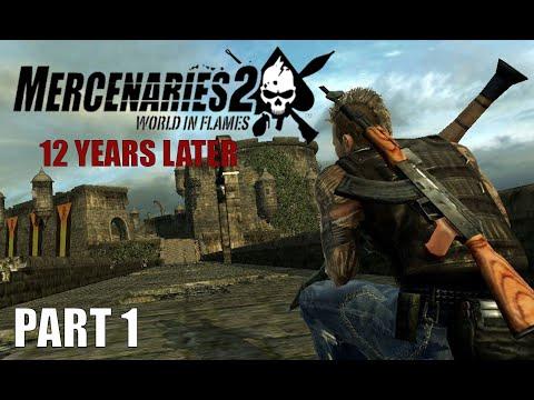 Mercenaries 2 - 12 Years Later - Part 1