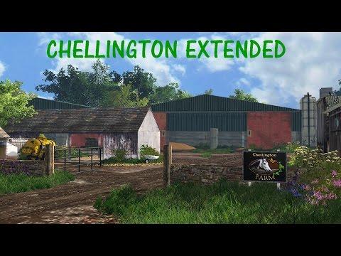 Chellington Extended v1.0