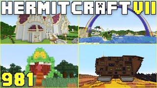 Hermitcraft VII 981 One Hundred Episodes!