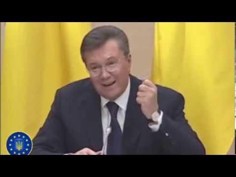 Светлаков vs Янукович