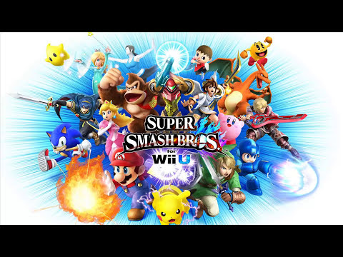 Super Smash Bros. 4 For Wii U OST - Mario Tennis, Mario Golf
