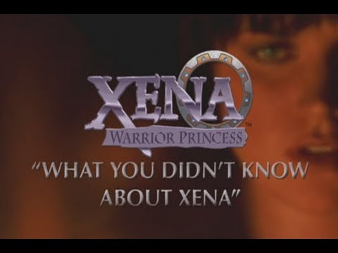 What you didn't know about Xena -part 1
