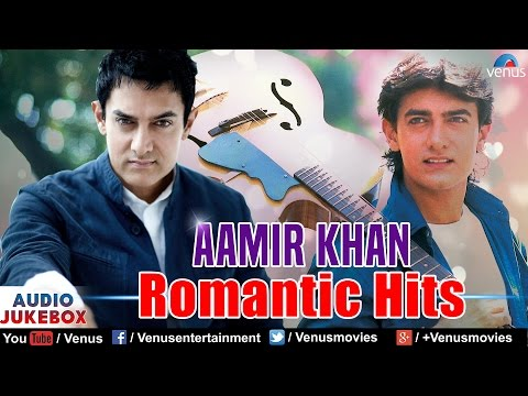 """Aamir Khan"" Romantic Hits | Best Song Collection | Audio Jukebox"