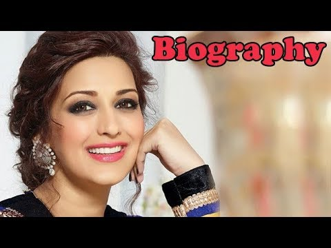 Sonali Bendre - Biography