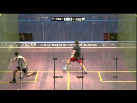 Best Squash shots of January (2011)