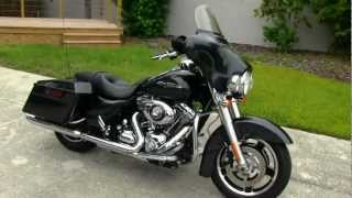 8. 2009 Harley Davidson FLHX Street Glide For Sale - Call Price review Specs