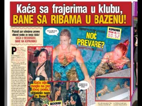 Scandal novine: Šok fotke Nataše Bekvalac