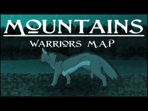 Mountains - Complete Warrior Cats MAP [HD] (видео)