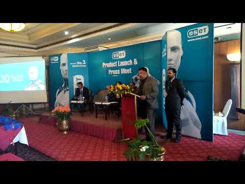 (Rahul Lal Shrestha at CEO at Phoenix Trading, Thank You Speech - Duration: 29 seconds.)