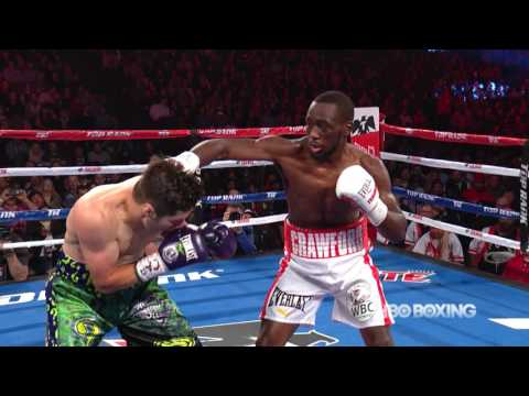 terence crawford vs. john molina jr. - highlights