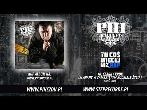 Tekst piosenki Pih - Czarny Kruk po polsku