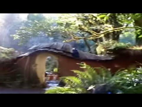 cob eco building village – cobville tour 1 of 2
