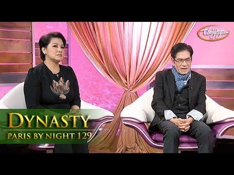 Nhà Văn Nguyễn Ngọc Ngạn & Cô Marie Tô nói về PBN129 và chủ đề DYNASTY - Thời lượng: 48 phút.