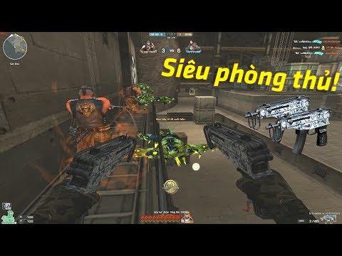 Thủ Hoàn Hảo Với 2 Hero Dual Scorpion VZ.61-Blue - Rùa Ngáo - Thời lượng: 10:49.