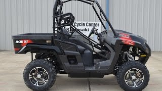 1. $11,299:  2015 Arctic Cat Prowler XT 550 Black Overview and Review