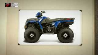5. 2014 Polaris Sportsman 400 H.O. Review Oregon