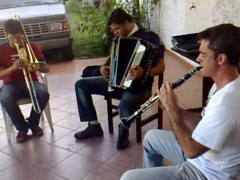 Tocata Capivari_Hino 9 - Hayller, Betinho, Tião, Danilo e Thiago