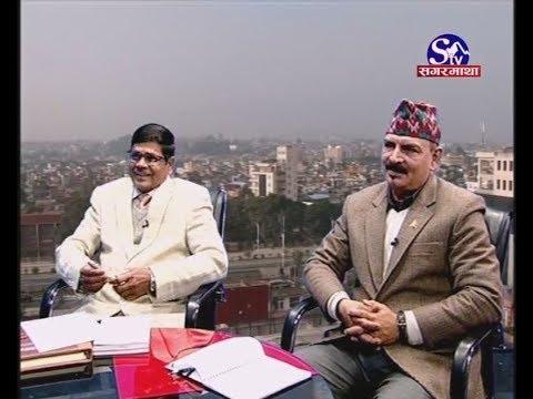 (STV  Chat With  Dr Ayodhi Prasad Yadav & Pradip Pokhrel ...52 min.)