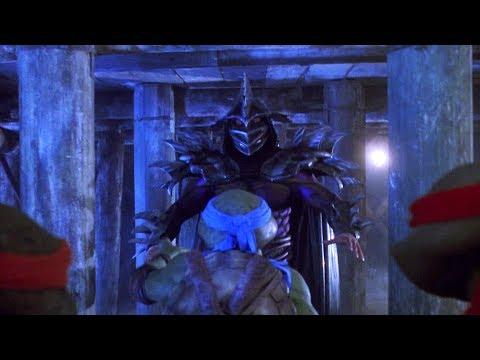 Turtles vs Shredder 2 (Super Shredder)   Teenage Mutant Ninja Turtles 2 (1991)