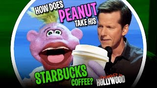 Nonton How Does Peanut Take His Starbucks Coffee     Unhinged In Hollywood   Jeff Dunham Film Subtitle Indonesia Streaming Movie Download