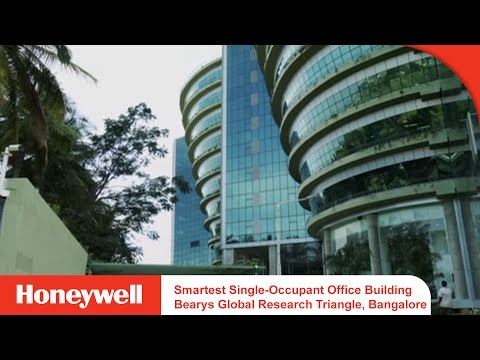 Smartest Single-Occupant Office Building-Bearys Global Research Triangle, Bangalore | Honeywell