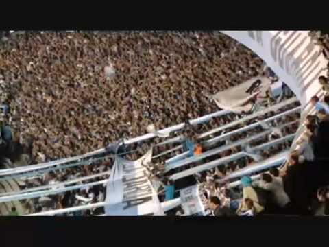 """El aguante Racing vs huracan Fecha N°7 """"Para salir primero hay que poner mas huevo"""" - La Guardia Imperial - Racing Club - Argentina - América del Sur"""